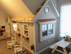 Home Improvement Tips For The Everyday Homeowner – Kitchen Equipments Under Stairs Playhouse, Inside Playhouse, Staining Wood Cabinets, Home Buying Tips, Carpet Sale, Backyard Sheds, Home Repairs, Play Houses, Dream Houses