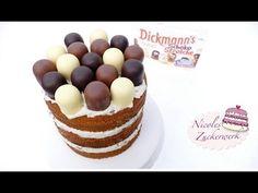 YouTube Naked cake