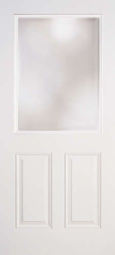 Fiberglass 20 minute rated 2 panel arch top smooth drs2d2 a in stock interior exterior doors at the best price fiberglass planetlyrics Images