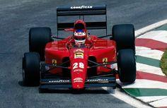 Jean Alesi (Ferrari V12, 642)