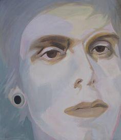 "Saatchi Art Artist Wojtek Herman; Painting, ""W"" #art"