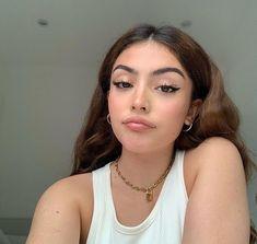 Kylie Jenner Makeup Look, Kylie Jenner Hair, Beauty Makeup, Hair Makeup, Hair Beauty, Aesthetic Makeup, Aesthetic Girl, White Aesthetic, Kreative Portraits