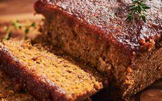 Lentil Cashew Loaf [Vegan, Gluten-Free]   One Green Planet