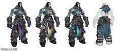 RLyonsArt: some random Darksiders 2 concepts