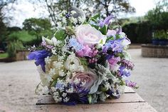 English Country Garden Wedding Flowers | Eden Flower School & Wedding Flowers Country Garden Weddings, English Country Gardens, Wedding Flowers, Floral Wreath, Wreaths, School, Decor, Decoration, English Gardens