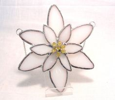 Edelweiss by MoreThanColors on Etsy, $48.50