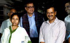Arvind Kejriwal Backs Mamata March But Won't Join Because Shiv Sena Will