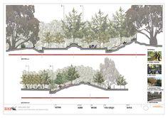 AdelaideZoo_HASSELL_Section « Landscape Architecture Works | Landezine