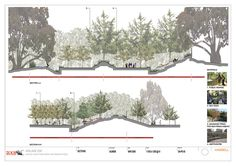 AdelaideZoo_HASSELL_Section « Landscape Architecture Works | Landezine