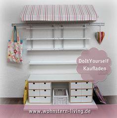 Wohnstern Living - Leben, Familie, Wohnen: Do it Yourself Kaufladen! :)