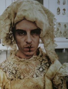 Andrew Scott/James Moriarty   The Abominable Bride   2015   Christmas Special