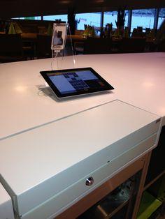 iPad Kasse GASTROFIX in Self Service Anwenderseitig