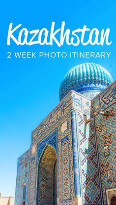Kazakhstan is a stunning country that's still far from the tourist radar. Kazakhstan Travel, Journey, India Travel, Romantic Travel, Travel Photos, Travel Tips, Travel Hacks, Travel Packing, Travel Ideas