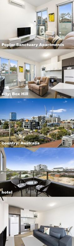 Poplar Sanctuary Apartments, city: Box Hill, country: Australia, hotel Australia Hotels, Tour Guide, Apartments, Tours, Mansions, Country, House Styles, City, Box
