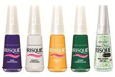 Looks e tendências: Risqué apresenta suas cores para torcer pelo Brasi...