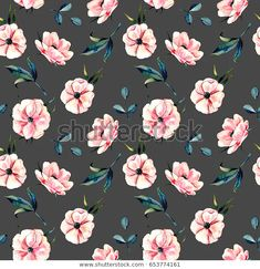 Find Seamless Floral Pattern Pink Anemone Flowers stock images in HD and millions of other royalty-free stock photos, illustrations and vectors in the Shutterstock collection. Thousands of new, high-quality pictures added every day. Anemone Flower, Flower Art, Galaxy S8 Wallpaper, Dark Backgrounds, Textile Design, Print Patterns, Royalty Free Stock Photos, Saree, Digital