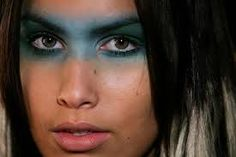 Image result for tribal face paint