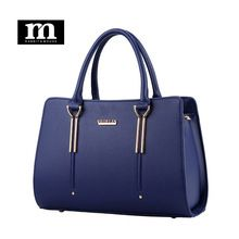 PU Leather 2016 New Female Sweet Lady Fashion Styling Women Shoulder Bag Handbag(China (Mainland))