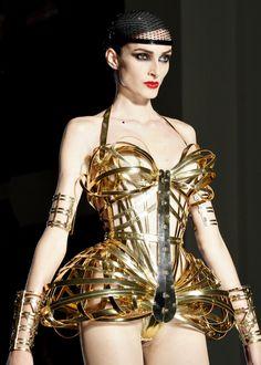 One of Jean Paul Gaultier's stunning designs