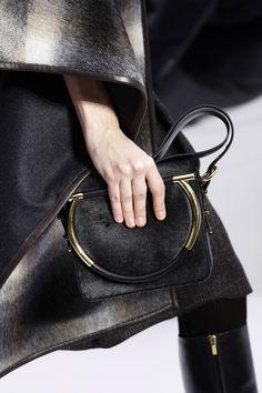 #moda #fashion Photos and reviews of the Salvatore Ferragamo Collections Fall Winter 2014-15 collection #SalvatoreFerragamo