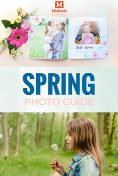 Tips and tricks to shoot the best springtime photos!