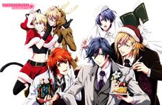This fan art is with Masato Hijirikawa from anime Uta no prince-sama 2000% and from episode 4. Description from deviantart.com. I searched for this on bing.com/images