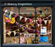 """The Makery in Bath, UK. It's depressing how much I miss Bath... Stuff like this makes me even more """"second home"""" sick."""