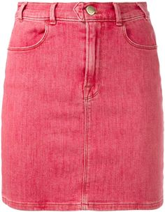 Make Room in Your Closet, Because These 13 Denim Skirts Are So Good