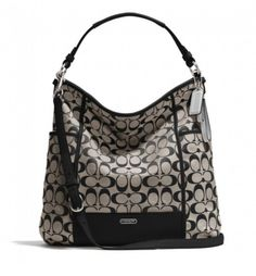 NWT Coach Park Signature Hobo. Starting at $14