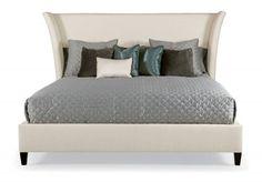 Flare Upholstered Bed   Bernhardt