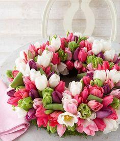 Húsvéti tulipánok