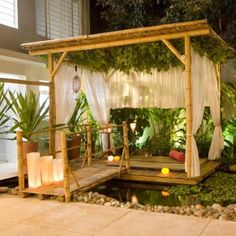 Creating Stunning Pergola Decorations Inspiring Ideas , A pergola has to be constructed to withstand the elements. A pergola may also be connected to the home to cover a deck or patio. Wooden pergolas also . Diy Pergola, Pergola Canopy, Outdoor Pergola, Pergola Lighting, Wooden Pergola, Backyard Patio, Outdoor Decor, Pergola Ideas, Pergola Roof