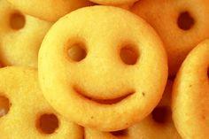 Faccine di patate (patate smile), la ricetta | Fantasie di cucina