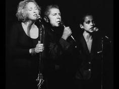 °lc° Leonard Cohen, Julie Christensen and Perla Batalla