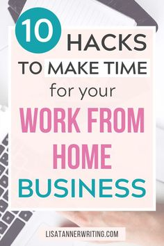 Hey busy mom! Are you lacking motivation or having a hard time managing your at home business? Is your schedule all over the place? Let me help! These mom hacks will help you get your home in order so you can improve your organization and time management to make even more money from home! Grab my mompreneur business tips and tricks now. #mompreneur #momlife #workfromhome #momhacks #femaleentrepreneur
