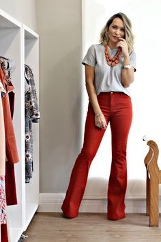 How to rock the casual chic look Summer Work Outfits, Casual Work Outfits, Business Casual Outfits, Work Attire, Look Office, Office Looks, Office Wear, Work Fashion, Fashion Outfits