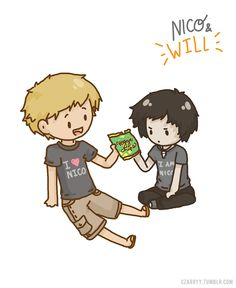 Nico and Will