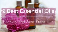I'm always trying to find the best organic products to help with my oily skin that won't sacrifice my dewy, k-beauty glow. Essential oils are awesome for this and treating acne! Here are the 9 best essential oils to balance your skin and reduce breakouts.