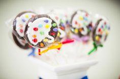 Rainbow Birthday Party Planning Ideas Cake Idea Supplies Decorations