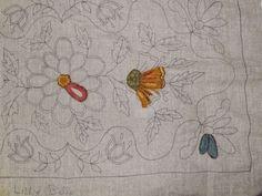 ANITA HOOKS RUGS...Lilly Belle, Searsport pattern