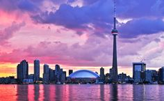 The Best 10 Cities in the World  Toronto - CANADA