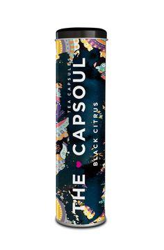 Black Citrus Tea Capsules – The Capsoul Coffee & Tea