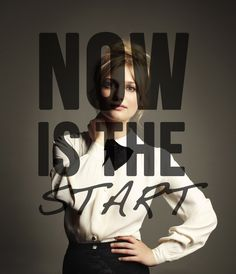 """""""Now is the Start"""" by A Fine Frenzy. #aff #nowisthestart #afinefrenzy Alison Sudol"""