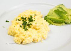 Hovkonditorn: Creamy Scrambled Eggs