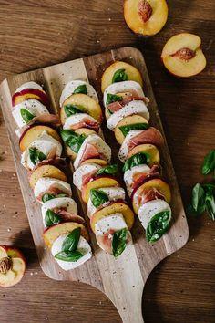 10 recetas de aperitivos que se preparan en 5 minutos