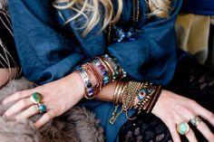 Stack Bracelets Like a Pro
