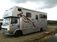 1998 #LeylandDAF #Whittingham #horsebox carries up to 3 horses with living | For sale on #HorseDeals