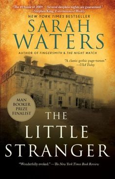 a slow-burning ghost story mixed into an account of postwar class transition. so terrifying.