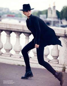 Emily Didonato Vogue september 2013