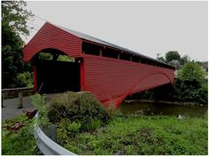 In Marion County, the Barrackville Covered Bridge was built in 1853 by local bridge builder Lemuel Chenoweth. Siding was added 20 years after its completion.    The Jones-Imboden Raid was a campaign led by Confederate generals William Jones and John Imboden to destroy bridges and other infrastructure in western Virginia (now West Virginia) during the American Civil War.